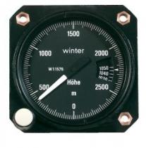 HM.010 Winter Höhenmesser EBH, 57 mm Einbaumaß