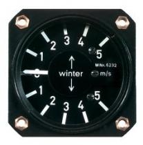 VM.010 Winter Variometer EBV, 57mm Einbaumaß