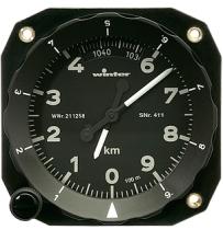 HM.015 Skalenring für Winter Fein-Grob-Höhenmesser FGH 10 und FG