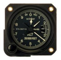 HM.016 Winter Fein-Grob-Höhenmesser 4 FGH 40