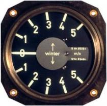 VM.012 Winter Stauscheiben-Variometer 5 StV