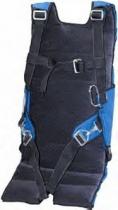 RF.002 Slimpack T204 Rückensitzfallshirm,manuelle Auslösung