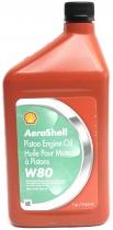 OIL.2 AeroShell Oil W80 - 1 pt/946ml Flasche