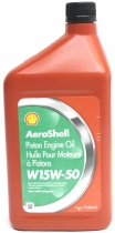 OIL.4 AeroShell Oil W15W-50  1qt/946ml