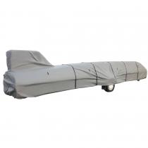 HT.01 Allwetterschutzhaube für Segelflugzeuganhänger 15m Klasse
