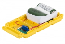 NA.009A Ersatz Batterie-Kit  X ME 406 Notsender P/N 455-0012