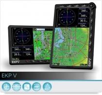 G.009.4 AvMap EKPV EFIS inkl.ADAHRS und Einbauhalterung