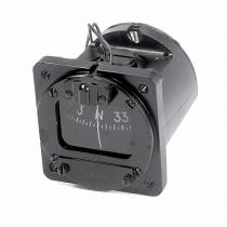 KP.003.1 MCPN-2L Magnetkompaß mit Beleuchtung 12 V.
