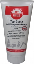 PM.039.1 Rot Weiss Top-Glanz Antihologramm Politur 150ml