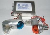 L.012 Komplett-Paket 2 x Licht 530