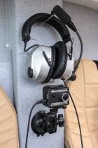 K.001d Headset Adapter für ACTIONPRO X7 Kamera