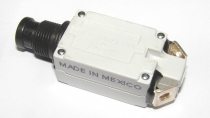 ZB.025a-p  Luftfahrt Klixon Druck-Sicherungs-Automaten