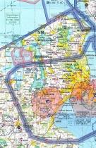 1357-1 ICAO-Karte Dänemark 2018