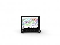 CGA.3 AIR Glide Display M  mit großem Bildschirm (3,7 Diagonale