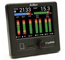 EIS.004 AvMap EMS Engi Box Elektr.Motor Überwachungssystem