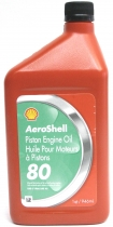 OIL.6 AeroShell Oil 80 1 qt/946ml