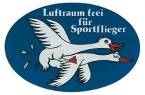 ST.15 Luftraum frei für Sportflieger