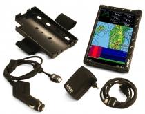 G.009.5 AvMap EKPV EFIS inkl.Einbauhalterung ADAHRS und EngiBox