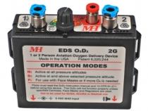 MH.001.1 Elektr. Sauerstoffsystem EDS 02D2-2G, o. Druckminderer