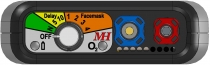 MH.004 Elektr.Sauerstoffsystem EDS 02D1-2G neue Generation