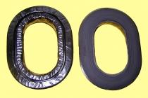 H.024.1 Ohrmuschel gelgefüllt für Pilot PA11-60