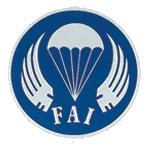 ST.33 FAI Fallschirmspringer