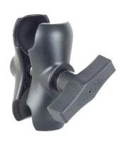 RAM MOUNT Verbinder für B-Kugeln,kurz (60 mm)