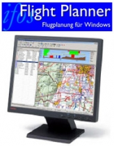 FP.001.1 Flight Planner 6 -  FP-TPK-D mit ICAO-Karte Deutschland und AIP Deutschland