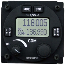 F.014.8 Funksprechgerät/Bodenfunkstelle Becker GT6201-05, 6 Watt