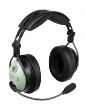 H.043.7 David Clark ONE-X Hybrid ENC Headset,aktiv m.Lemostecker