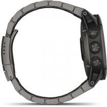 G.013 Garmin D2 Delta PX Pilotenuhr - Titanium-Armband, Handgelenk-Sauerstoffsensor, 51 mm Durchmesser