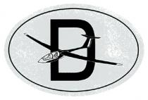 ST.53 D mit Segelflugzeug schwarz