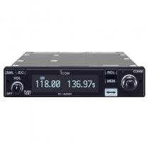 F.026 ICOM  IC-A220T 8,33 kHz Einbaufunkgerät mit TSO/ETSO Zul.
