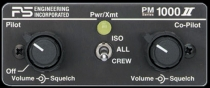 H.109A PS ENGINEERING Intercom PM1000 II mit Crew-Funktionen
