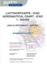 1368-3 ICAO-Karte/Aeronautical Chart Österreich 2019