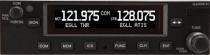 F.022.1 Garmin GNC 255A 8,33/25 kHz,10W - mit Einbaurahmen