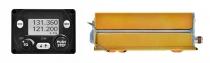 F.030.1 TRIG TY91 VHF-Funkgerät, 6 Watt inkl.Kabelsatz