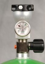 MH.006a 4-Platz-Druckreduzierventil für XCP-Sauerstoff-Atemanlage
