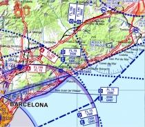 V500-LE Digitalisierte Karte VFR 500 Spanien/Portugal