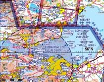 ICAO-UK Digitalisierte ICAO-Karten Großbritannien