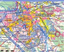 ICAO-EP Digitalisierte ICAO-Karten Polen