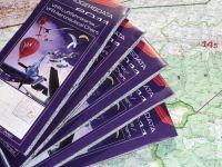 VFR-SLO ROGERSDATA VFR-Luftfahrtkarte Slowenien