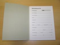 AW.009 Betriebsbuch (Heft) für Startwinde