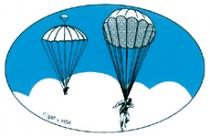 ST.70 Fallschirmspringer