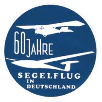 ST.73 60 Jahre Segelflug in Deutschland