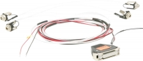 F.008.1 Grundkabelsatz für AR 6201/AR 6203 für 2 Platz-Headset-Anschluss