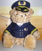 GA.009.2 Teddy-Bär Kapitän 40cm