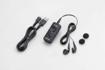 IC.036.4 VS-3 Bluetooth Headset mit PTT-Taste für ICOM IC-A25NE