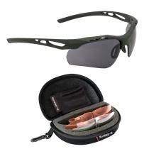 SB.018 SwissEye Sport-Sonnenbrille Attac mit auswechselbaren Gläsern