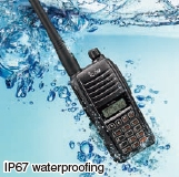 IC.038 ICOM IC-A16E VHF Flugfunk-Handfunkgerät mit Bluetooth